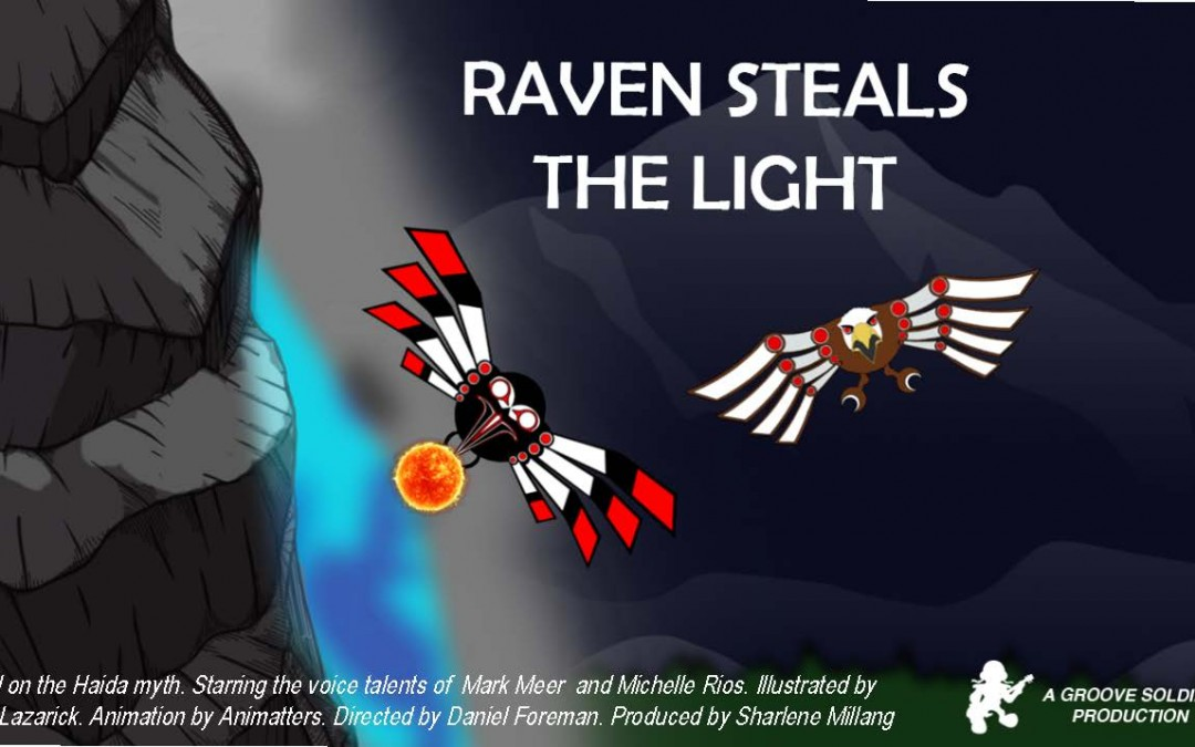 "Short Film Review  For ""Raven Steals The Light"""